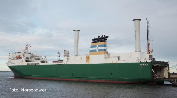 Wind-Antrieb für Schiffe: Flettner-Rotoren