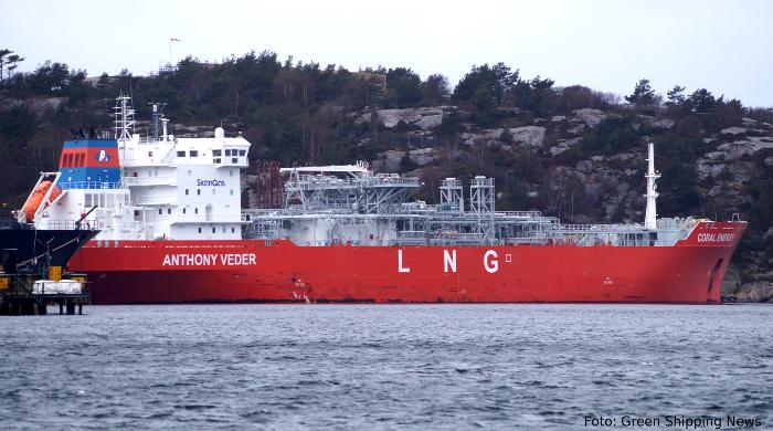 Neues Förderprogramm des Bundes für LNG in der Schifffahrt