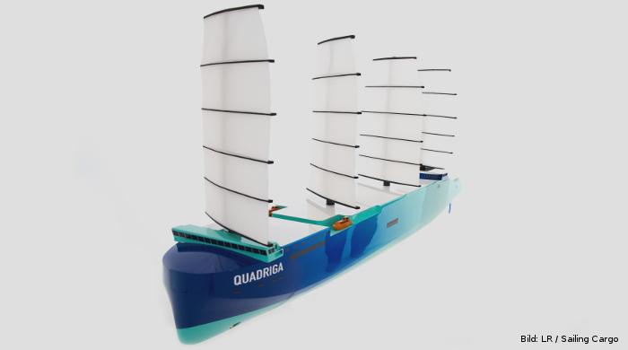 Neuer Partner für geplanten Frachtsegler von Sailing Cargo
