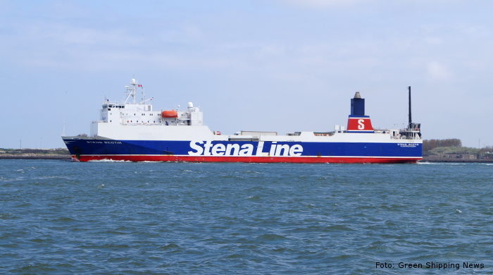 Stena Scotia using Dego IV software from ABB