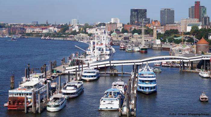 Hamburger Hafen plant Umwelt-Staffelung beim Hafengeld