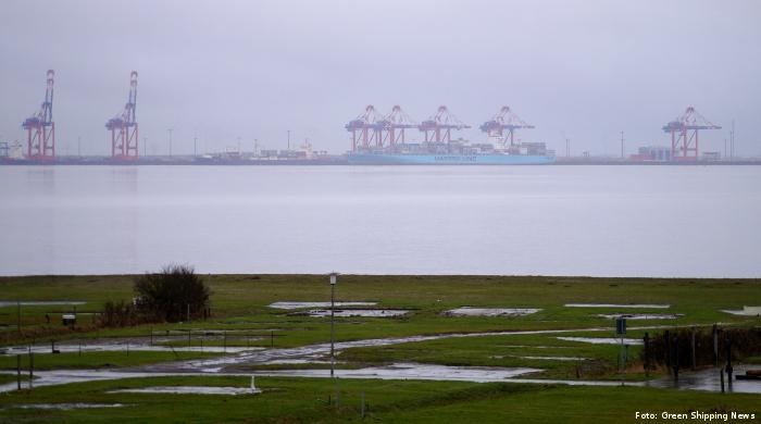 Studie wirbt für Import von LNG über Wilhelmshaven