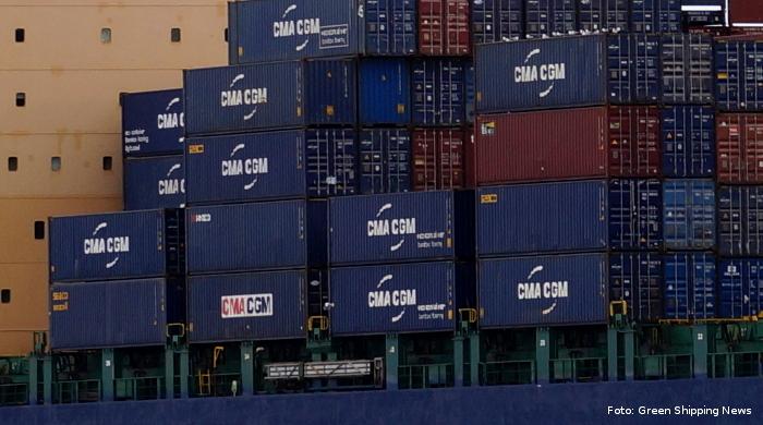 CMA CGM setzt bei neuen Containerschiffen auf LNG-Antrieb
