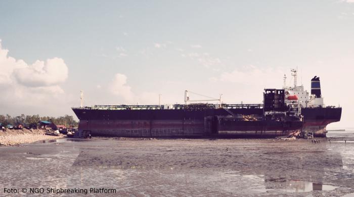 Staatsfonds aus Norwegen fordert höhere Standards beim Abwracken von Schiffen
