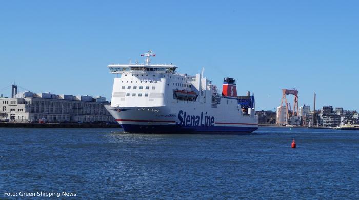 Die Stena Jutlandica wird schrittweise auf Batteriebetrieb umgestellt