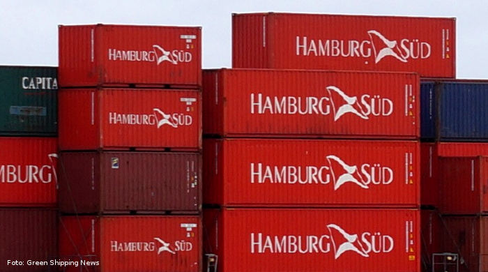 Hamburg Süd und Electrolux sorgen für saubere Luft in vier lateinamerikanischen Häfen