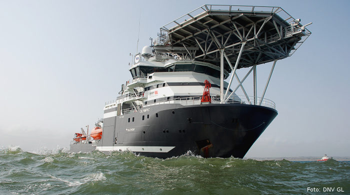 Aluminium-Kabel auf Schiffen sparen Gewicht und damit Treibstoff