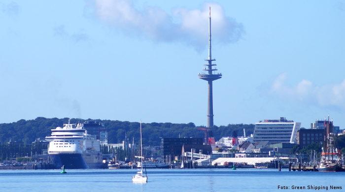 Landstrom-Anlage für Fähren von Color Line in Kiel geplant