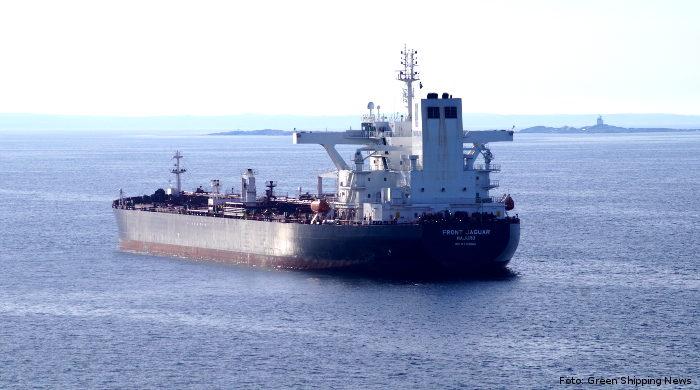 Frontline und weitere Reedereien lassen Schiffe mit Scrubber ausrüsten.