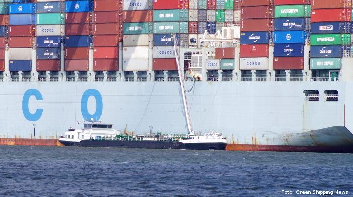 IMO will das Mitführen von Schweröl an Bord von Schiffen verbieten