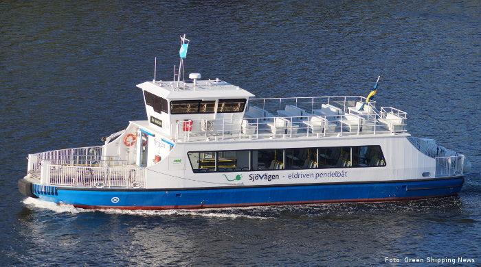 Immer mehr City-Fähren erhalten Elektro-Antrieb