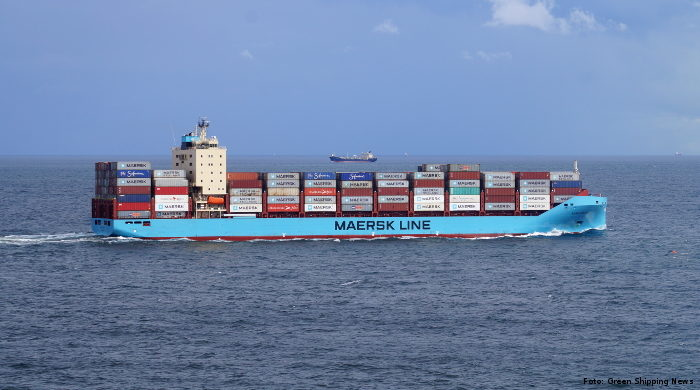 Maersk erforscht Potenziale von LEO (Lignin Ethanol Oil) als Treibstoff