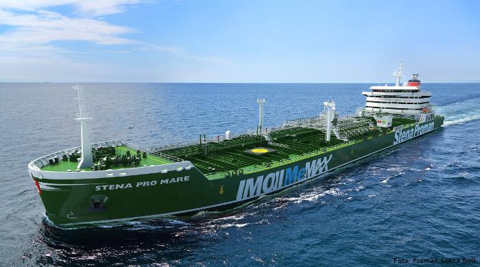 Proman Stena Bulk bestellt zwei Tanker mit Methanol-Antrieb