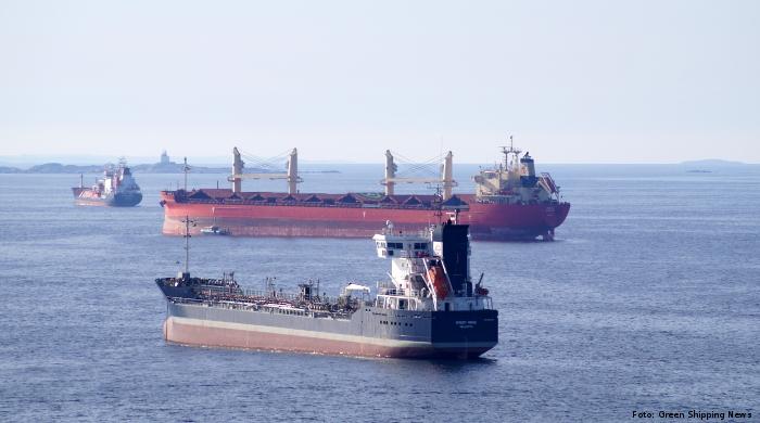 Ammoniak als Treibstoff für Schiffe