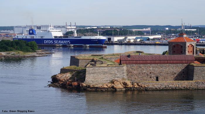 """DFDS plant auf der """"Ark Germania"""" Tests mit Brennstoffzellen"""