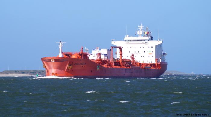 Odfjell-Tanker soll flexible Brennstoffzelle erhalten