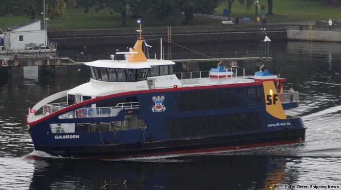 """Verstärkung für die """"Gaarden"""": SFK bestellt drei weitere Hybrid-Schiffe für die Kieler Förde"""