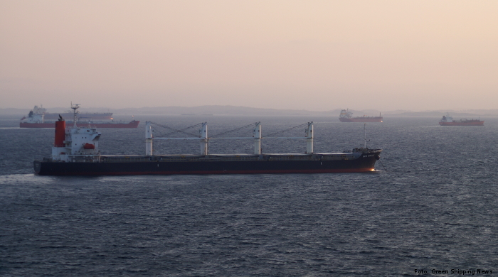 MAN Energy Solutions bringt Verbot fossiler Schiffskraftstoffe ins Spiel